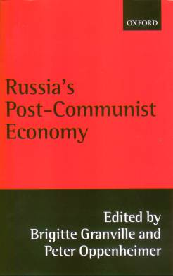 The Banking Sector. /Russia's Post-Communist Economy